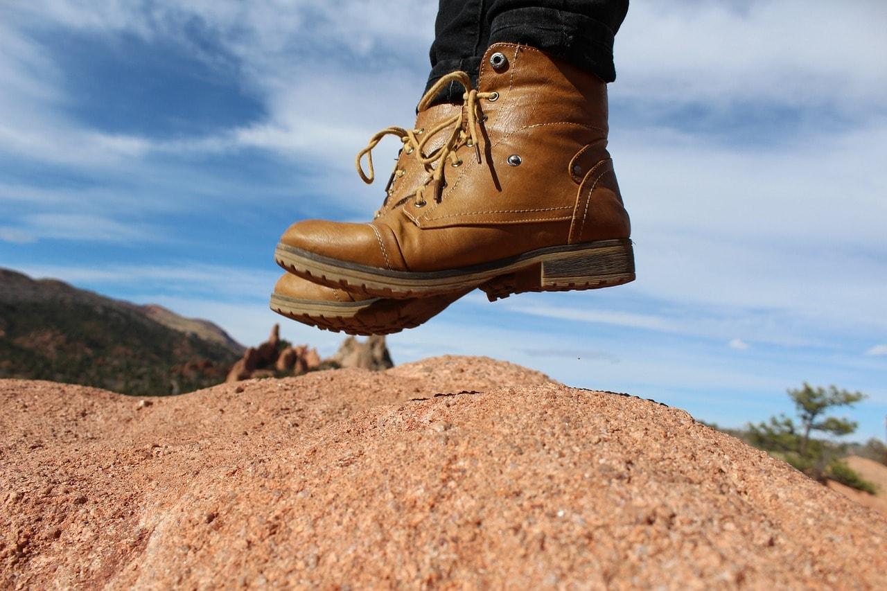 Comment entretenir des boots en cuir ?