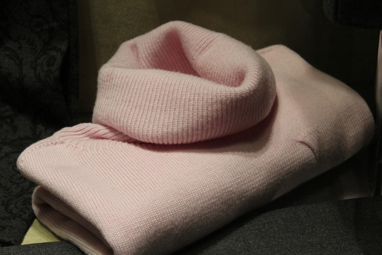 laver un pull en cachemire