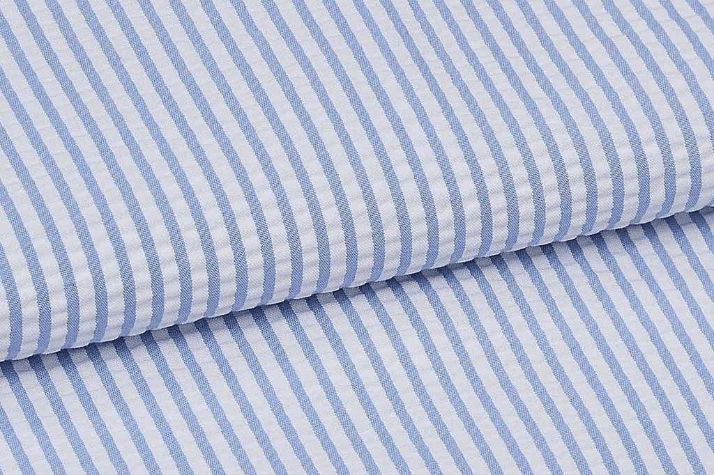 Seersucker chemise