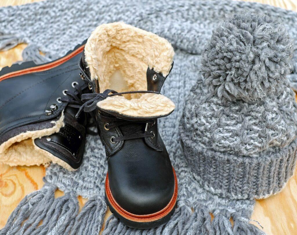 boots épaisses