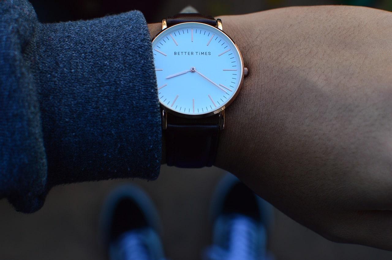 Quel style de montre porter à 30 ans ?