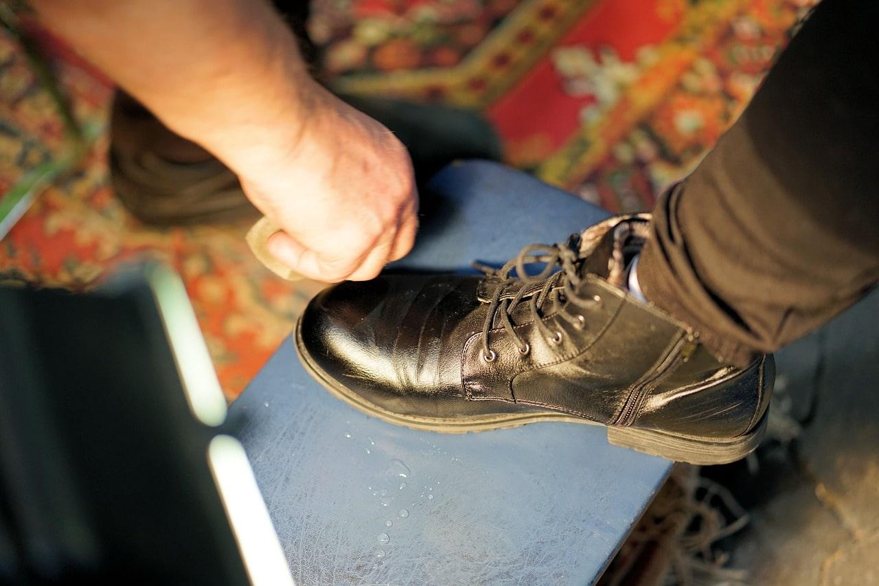 nettoyer boots