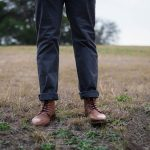 pantalon avec boots