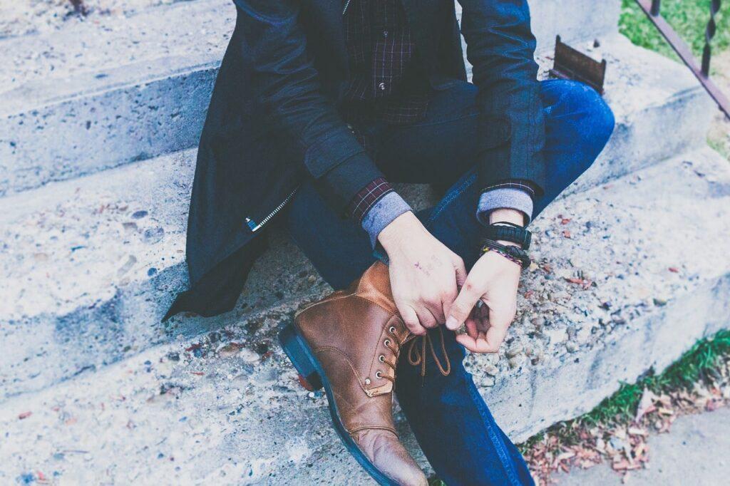 boots avec skinny