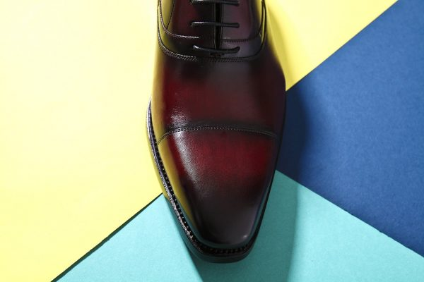 Choisir entre chaussure italienne bout carré ou arrondi ?