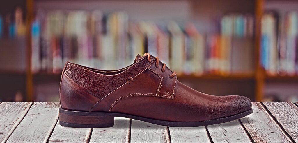 chaussure de qualité en cuir