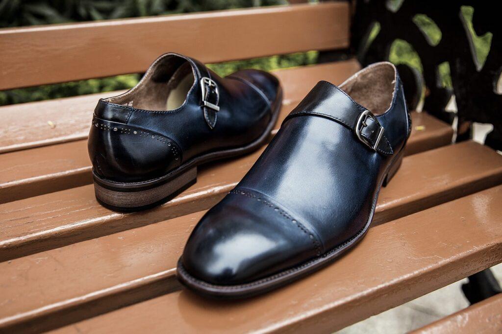 chaussure italienne noir