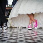 chaussure porter mariage