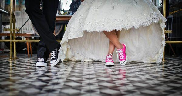 Quelle chaussure porter à un mariage ?