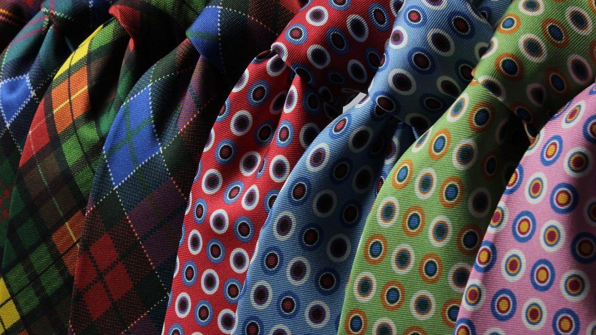 couleur de cravate choisir