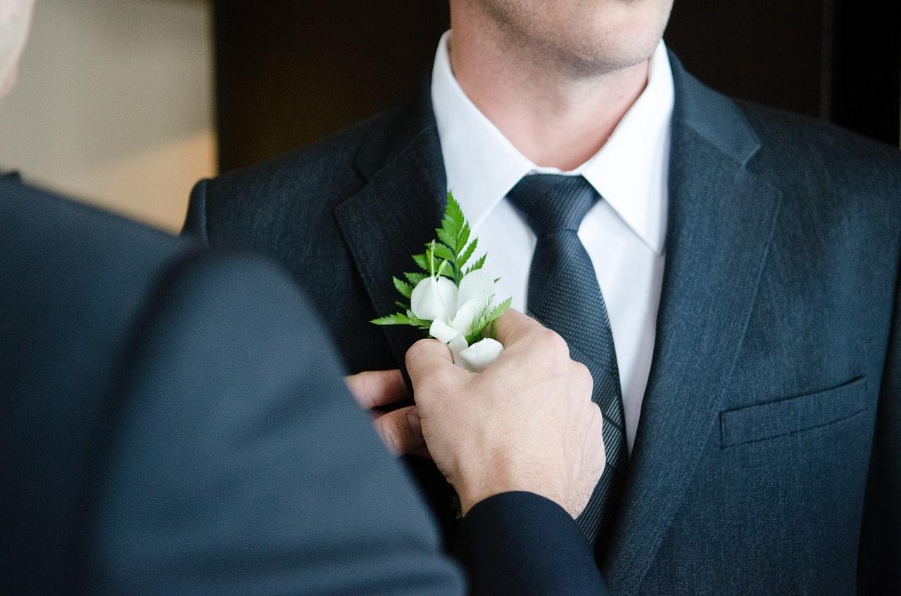 Quel style de cravate porter pour un mariage ?