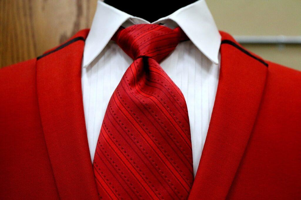 quelle couleur cravate