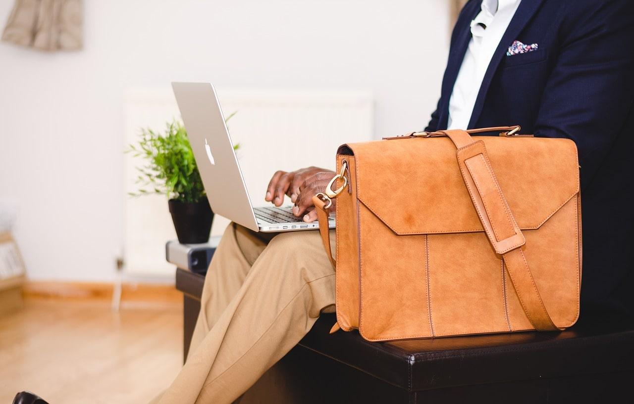 Quel sac homme pour aller travailler ?