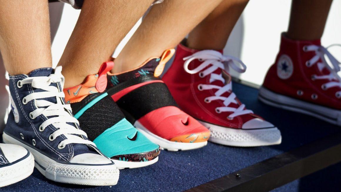 sneakers mode