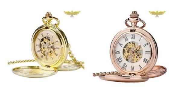 Quelles sont les montres à gousset très tendance actuellement ?