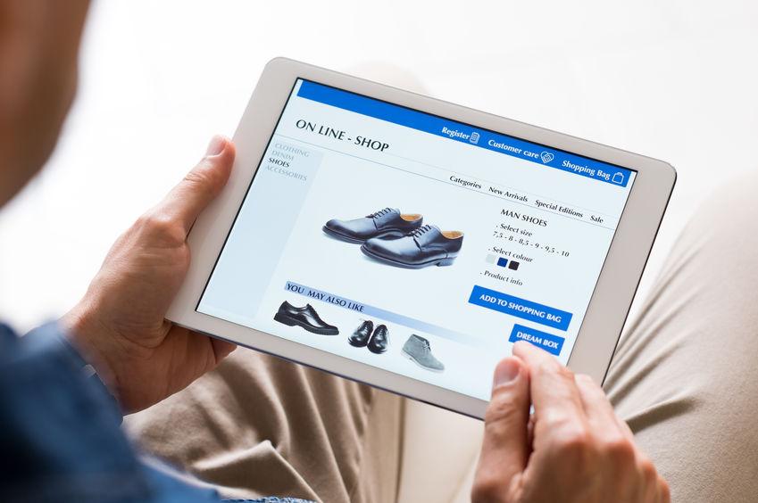 Chaussure en ligne