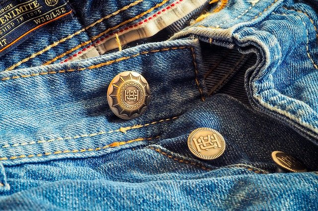 bouton de pantalon