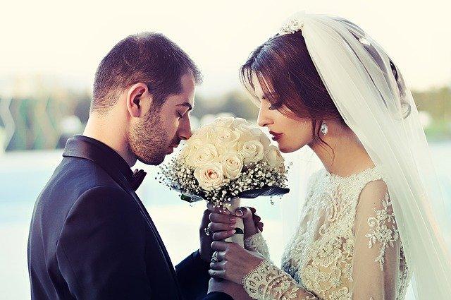 belle robe de marié