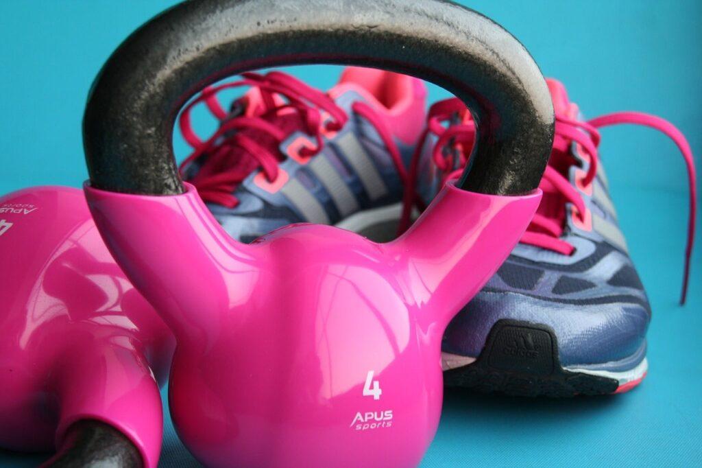 chaussure pour le fitness